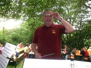 Arno Hoffmann Waldfest auf Kirst 2014