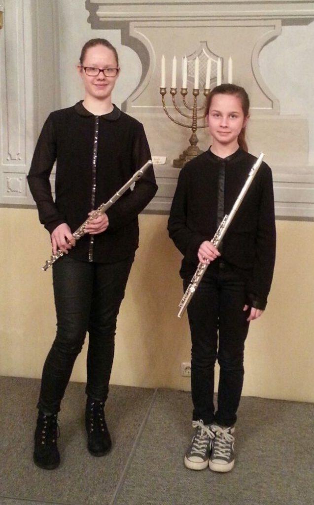 Annalena Daun & Hanna Morsch